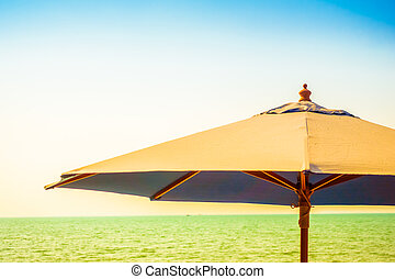ομπρέλα , παραλία