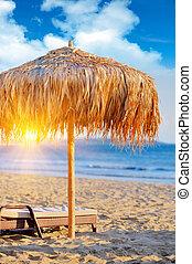 ομπρέλα παραλίαs