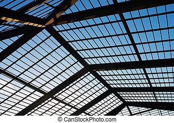 οροφή, δομή