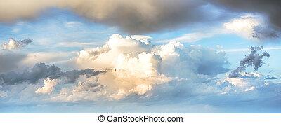 ουρανόs , θαμπάδα , τέχνη , ανατολή , φόντο