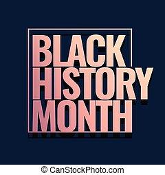ο ενσαρκώμενος λόγος του θεού , ιστορία , μαύρο , μήνας