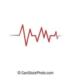 ο ενσαρκώμενος λόγος του θεού , καρδιοχτύπι , μικροβιοφορέας , καρδιογράφημα , εικόνα