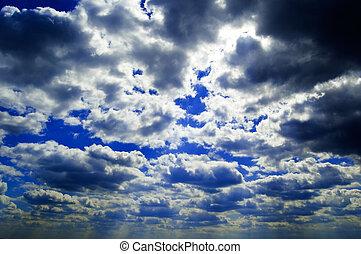ο , sky.