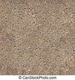 πάνω , επιφάνεια , seamless, άμμοs , τσιμέντο , κλείνω , texture.