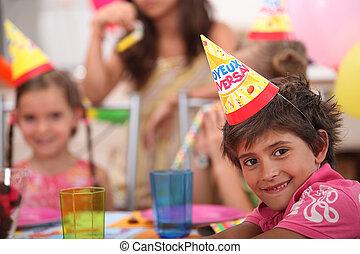 πάρτυ , γενέθλια , παιδιά