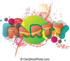πάρτυ , εικόνα