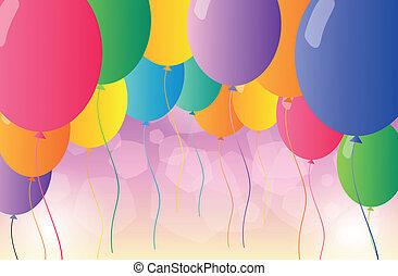 πάρτυ , μπαλόνι , γραφικός