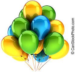 πάρτυ , μπαλόνι , multicolor