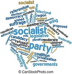 πάρτυ , σοσιαλιστήs