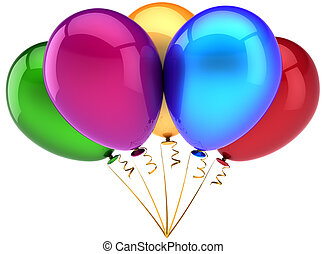 πάρτυ,  Multicolor, μπαλόνι
