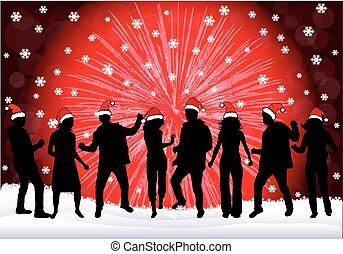 πάρτυ , xριστούγεννα