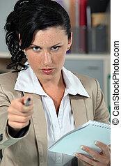 πένα , γυναίκα άγκιστρο στερέωσης ρούχων , αυστηρός