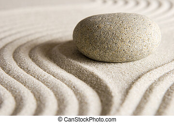 πέτρα , ζεν