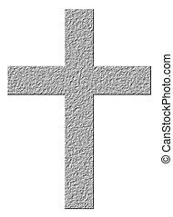 πέτρα , σταυρός , 3d