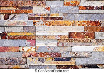 πέτρα , φόντο , λεπτό φύλλο ξύλου