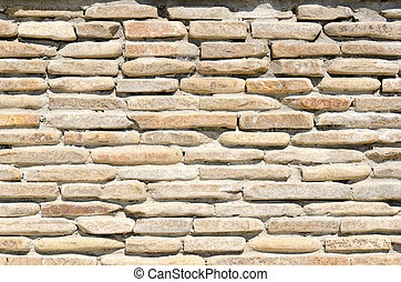 πέτρινος τοίχος , φόντο