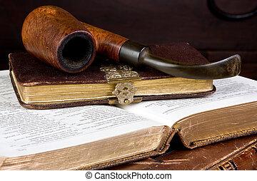 πίπα καπνίσματος , αγία γραφή