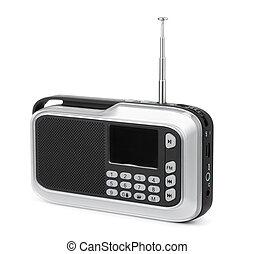 παίχτης , ραδιόφωνο , fm , mp3