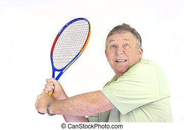 παίχτης , tennis βατεύω , αναφέρω