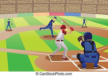 παιγνίδι , μπέηζμπολ
