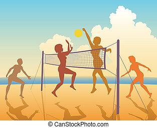 παιγνίδι , παραλία
