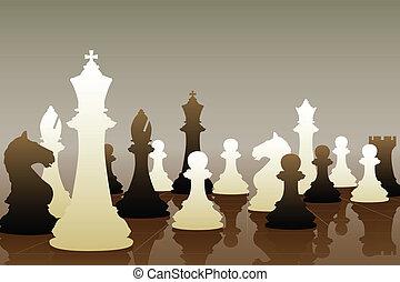 παιγνίδι , σκάκι