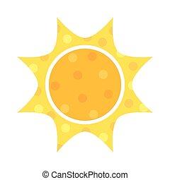 παιδί , ρυθμός , ήλιοs , εικόνα