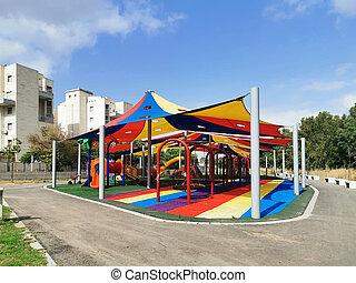 παιδική χαρά , ισραήλ , μοντέρνος