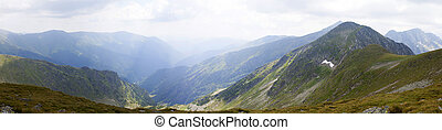 πανοραματικός , βουνήσιος γραφική εξοχική έκταση