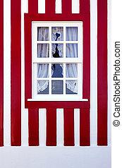 παράθυρο , γαλόνι