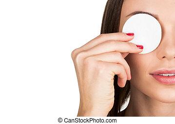 παράσιτο , cosmetical, γυναίκα άποψη , επίστρωση