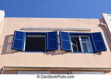 παραθυρόφυλλο , windows