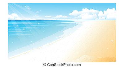παραλία , ακτογραμμή