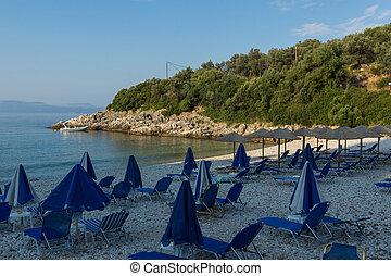 παραλία , πρωί , kastri, καταπληκτικός , ελλάδα , lefkada, βλέπω