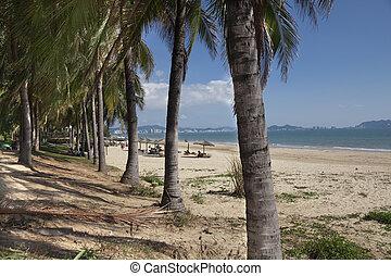 παραλία , τοπίο , θάλασσα