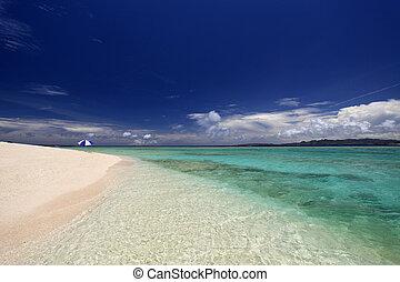 παραλία , όμορφος , okinawa