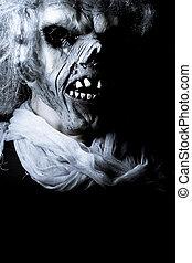 παραμονή αγίων πάντων , monster., undead