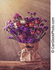 πασχαλιά , λουλούδια