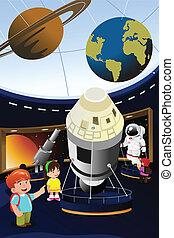 πεδίο , μικρόκοσμος , ταξίδι , πλανητάριο