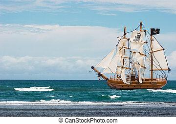 πειρατής , πλοίο