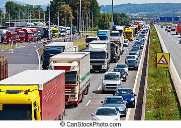 πελτέs , κυκλοφορία , εθνική οδόs