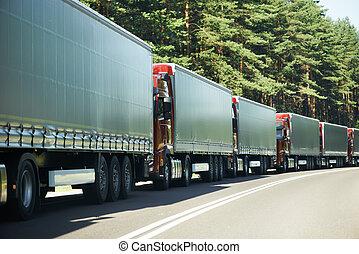πελτέs , κυκλοφορία , φορτηγό , ανοικτή φορτάμαξα