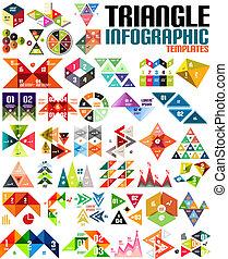 πελώρια , θέτω , σχήμα , infographic, φόρμα , γεωμετρικός