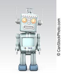 περίεργος , κρασί , ρομπότ , ακάθιστος