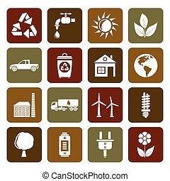 περιβάλλον , οικολογία , απεικόνιση