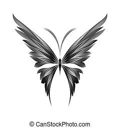 πεταλούδα , απλά