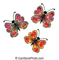 πεταλούδα , αφαιρώ , ευφυής , γελοιογραφία