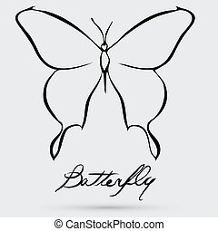 πεταλούδα , αφαιρώ , μικροβιοφορέας