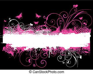 πεταλούδες , λουλούδια