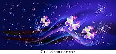πεταλούδες , παρασκήνια , αστέρας του κινηματογράφου , ...